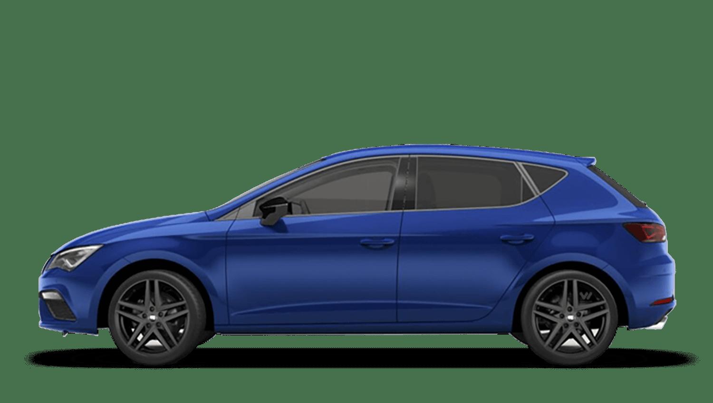 Mystery Blue (Metallic) SEAT Leon 5 Door