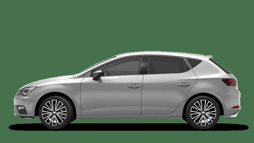 Urban Silver (Metallic) SEAT Leon 5 Door