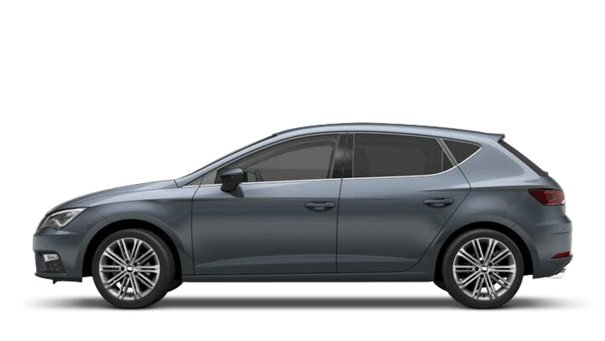 Magnetic Grey (Metallic) SEAT Leon 5 Door