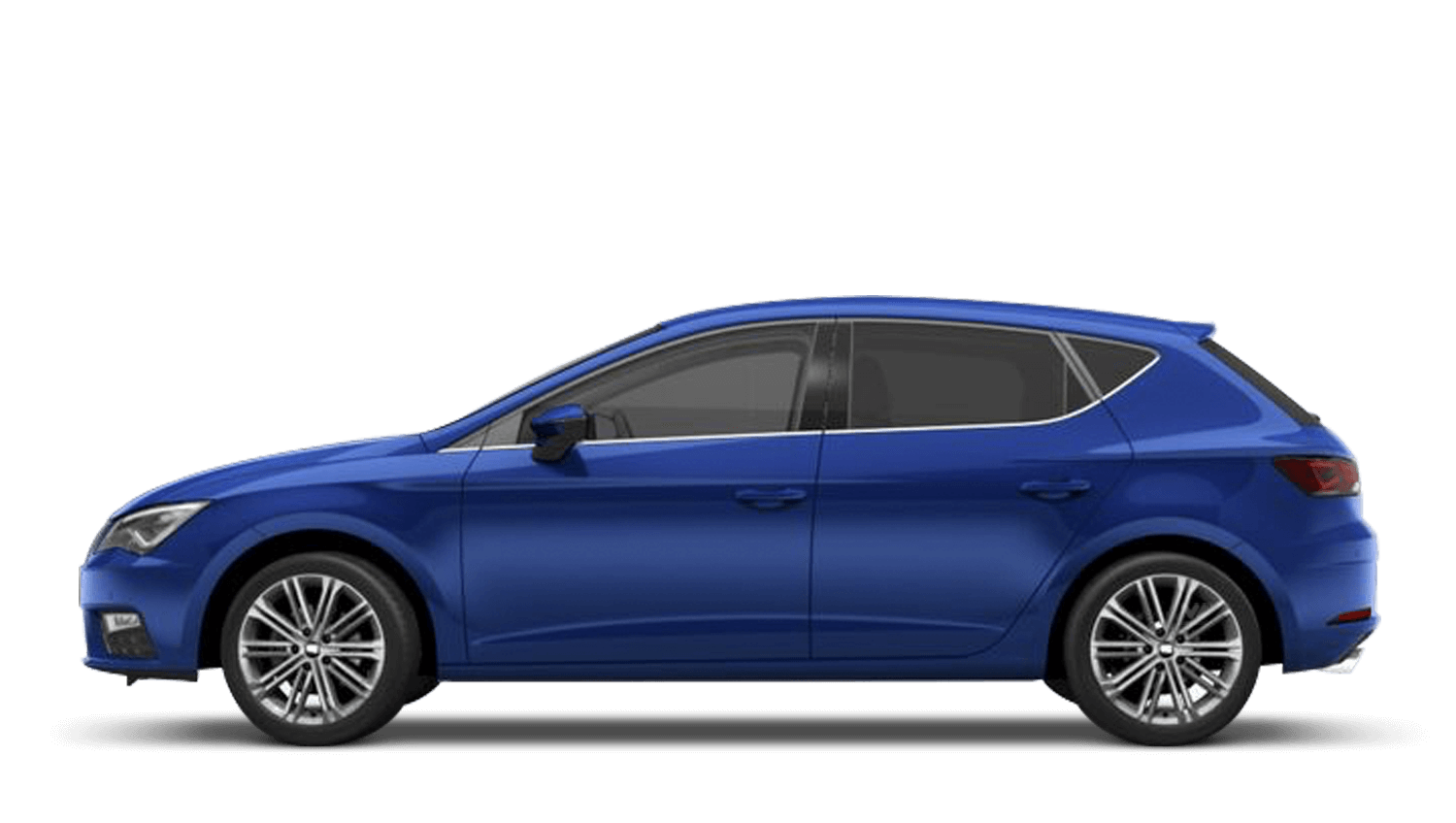 Mystery Blue (Metallic) SEAT Leon 5 Door