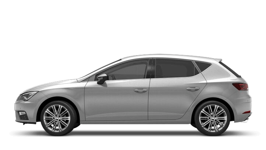 Urban Silver (Metallic) SEAT Leon 5 Door