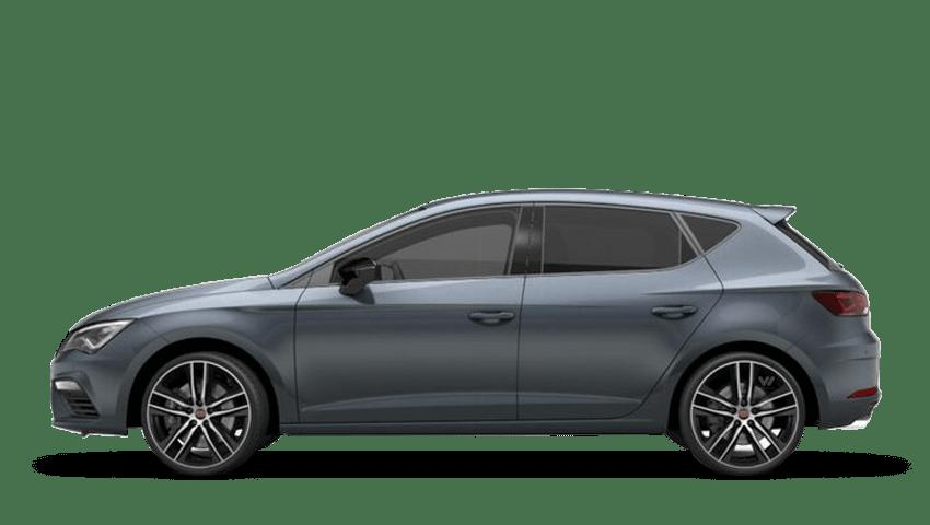 Magnetic Grey (Metallic) SEAT Leon 5dr Cupra