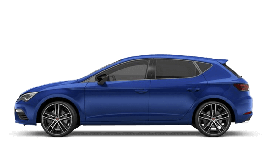 Mystery Blue (Metallic) SEAT Leon 5dr Cupra