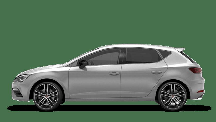 Urban Silver (Metallic) SEAT Leon 5dr Cupra