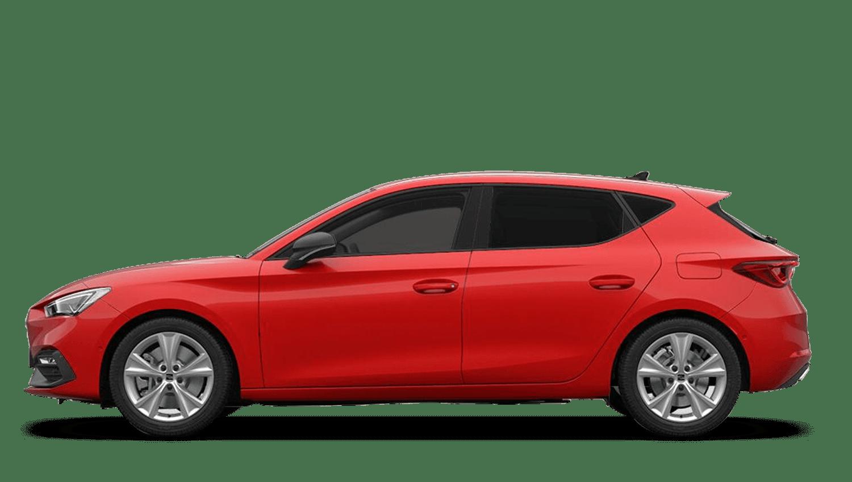 Emocion Red (Metallic) SEAT Leon e-Hybrid (PHEV)