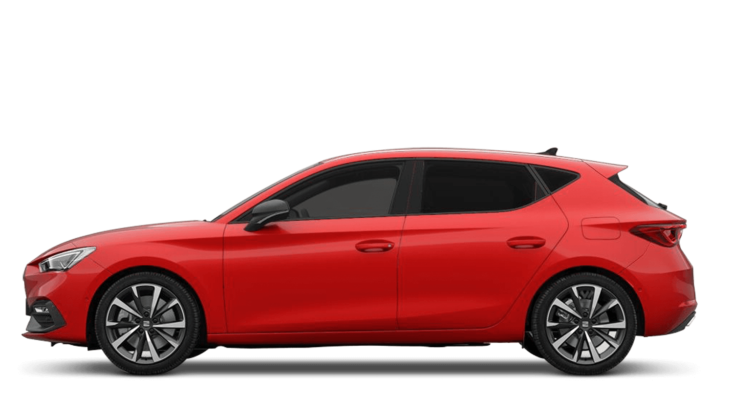 Emocion Red (Metallic) New SEAT Leon e-Hybrid