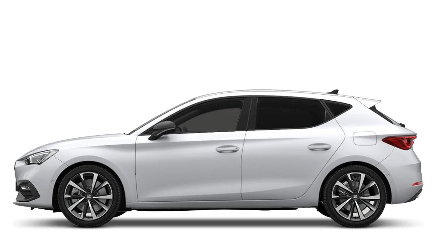 Nevada White (Metallic) New SEAT Leon e-Hybrid