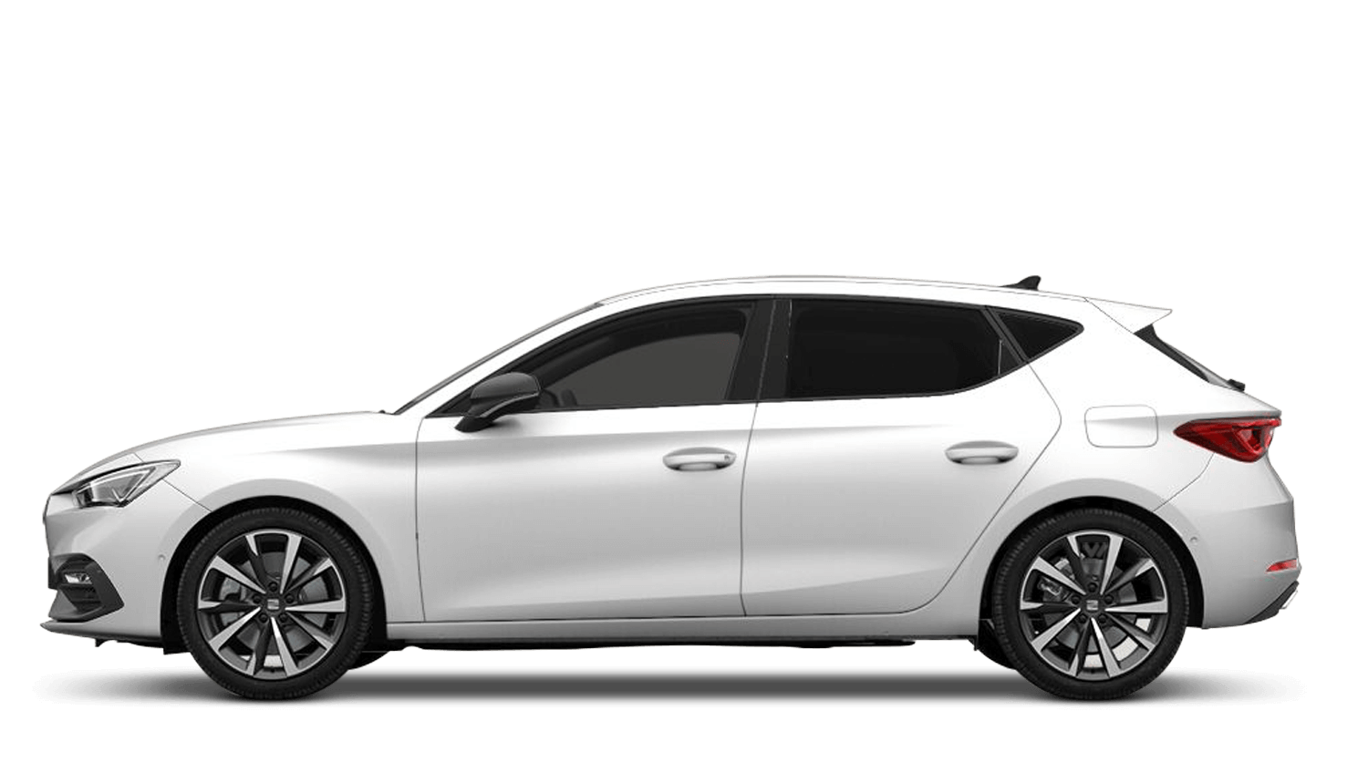 White (Solid) New SEAT Leon e-Hybrid