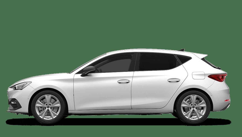 White (Solid) SEAT Leon e-Hybrid (PHEV)