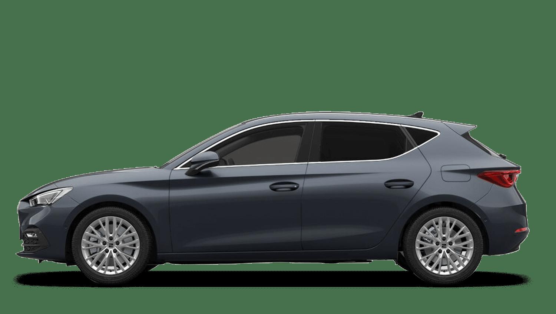 Magnetic Grey (Metallic) SEAT Leon e-Hybrid (PHEV)