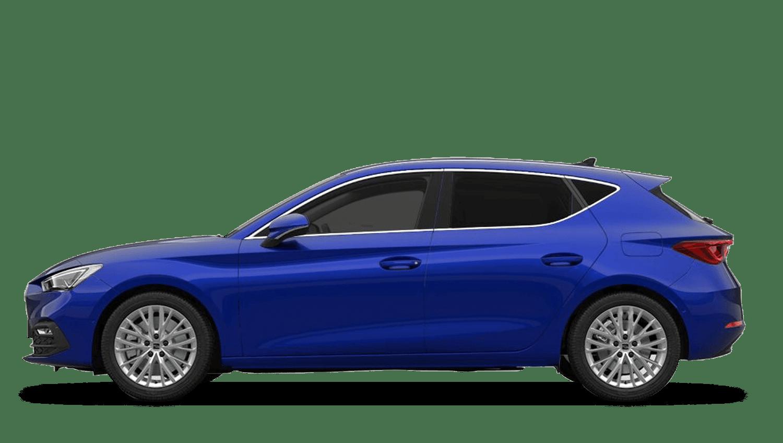 Mystery Blue (Metallic) SEAT Leon e-Hybrid (PHEV)