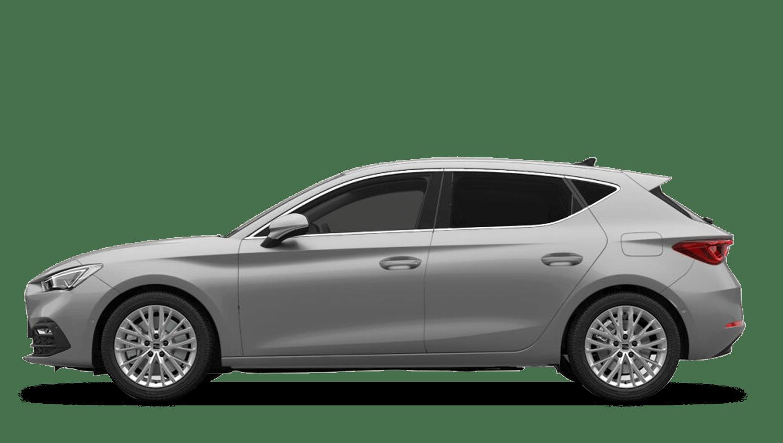Urban Silver (Metallic) SEAT Leon e-Hybrid (PHEV)