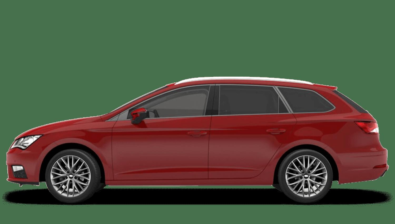 Emocion Red (Non-Metallic) SEAT Leon Estate