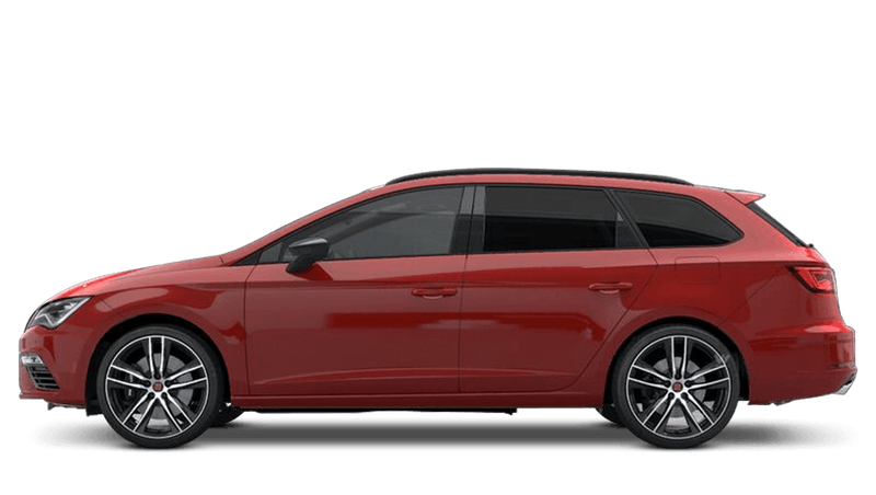 Emocion Red (Non-Metallic) SEAT Leon Estate Cupra