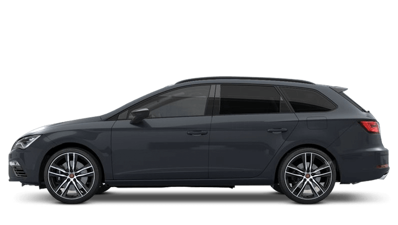 Magnetic Grey (Metallic) SEAT Leon Estate Cupra