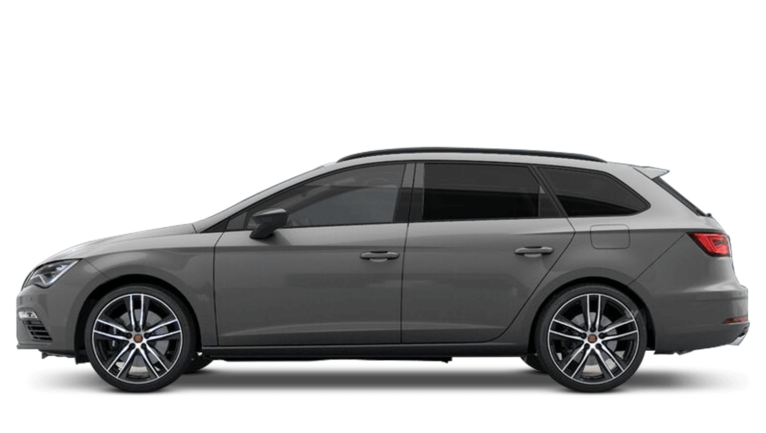 Urban Silver (Metallic) SEAT Leon Estate Cupra