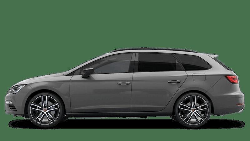 Urban Silver (Metallic) SEAT Leon Estate Cupra
