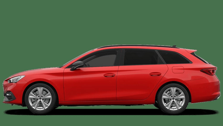 Emocion Red (Metallic) SEAT Leon Estate e-Hybrid  (PHEV)