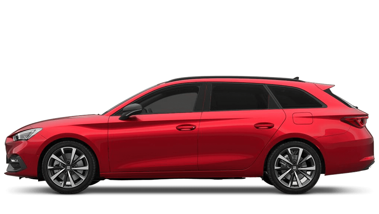 Desire Red (Metallic) SEAT Leon Estate e-Hybrid  (PHEV)