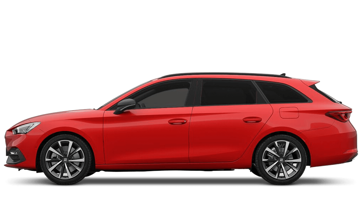 Emocion Red (Metallic) SEAT Leon Estate e-Hybrid  (PHEV)