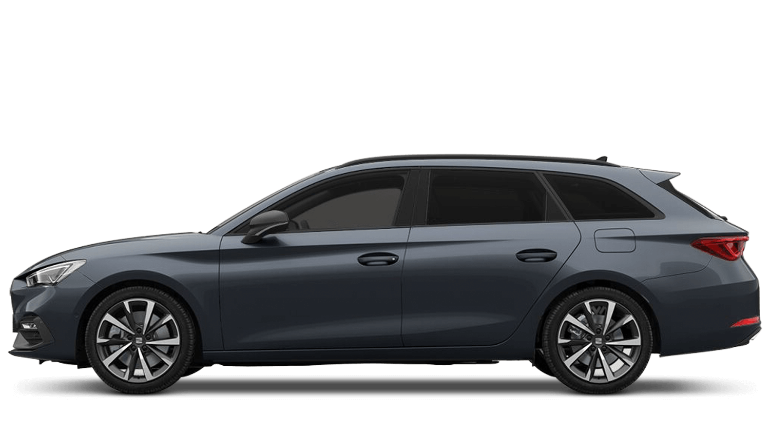 Magnetic Grey (Metallic) SEAT Leon Estate e-Hybrid  (PHEV)