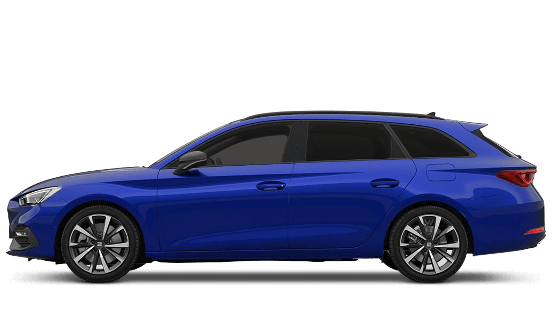 Mystery Blue (Metallic) SEAT Leon Estate e-Hybrid  (PHEV)