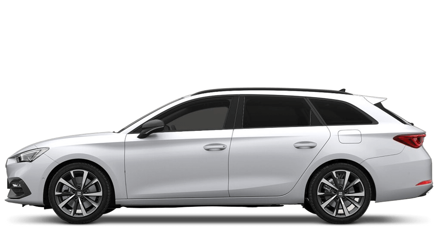 Nevada White (Metallic) SEAT Leon Estate e-Hybrid  (PHEV)