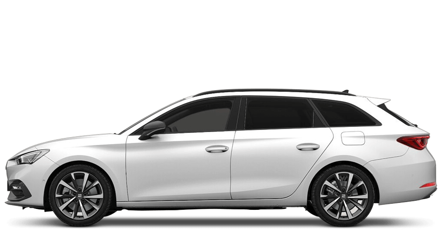 White (Solid) SEAT Leon Estate e-Hybrid  (PHEV)