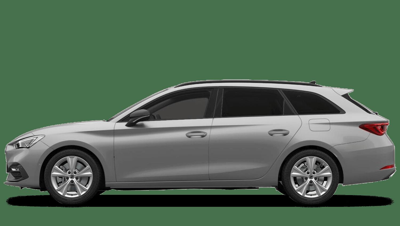 Urban Silver (Metallic) SEAT Leon Estate e-Hybrid  (PHEV)