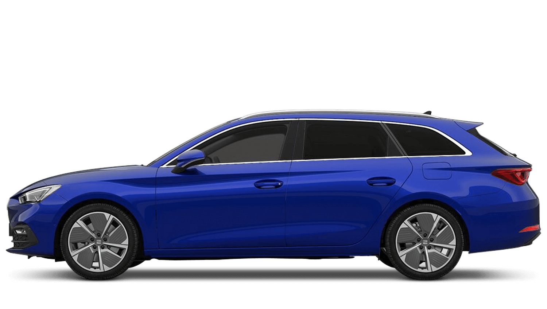 Mystery Blue (Metallic) New SEAT Leon Estate e-Hybrid