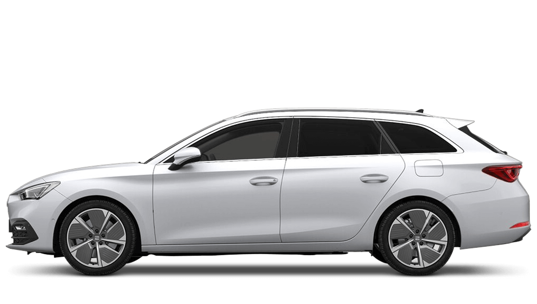 Nevada White (Metallic) New SEAT Leon Estate e-Hybrid