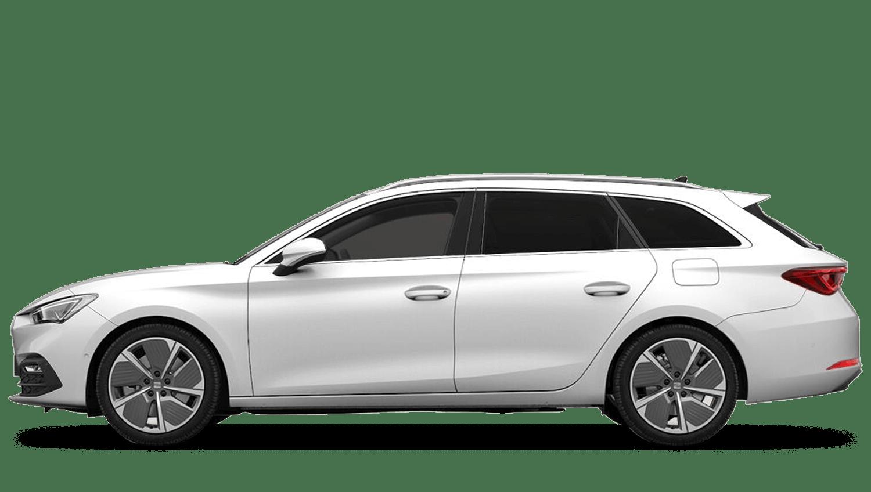 White (Solid) New SEAT Leon Estate e-Hybrid