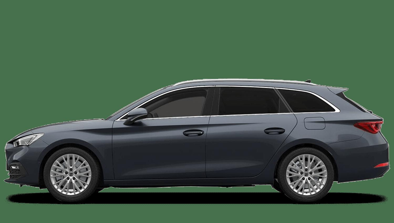 Magnetic Grey (Metallic) SEAT Leon Estate e-Hybrid  (PHEV)