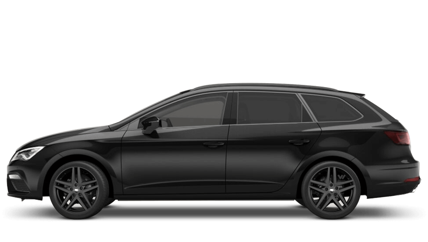 Midnight Black (Metallic) SEAT Leon Estate