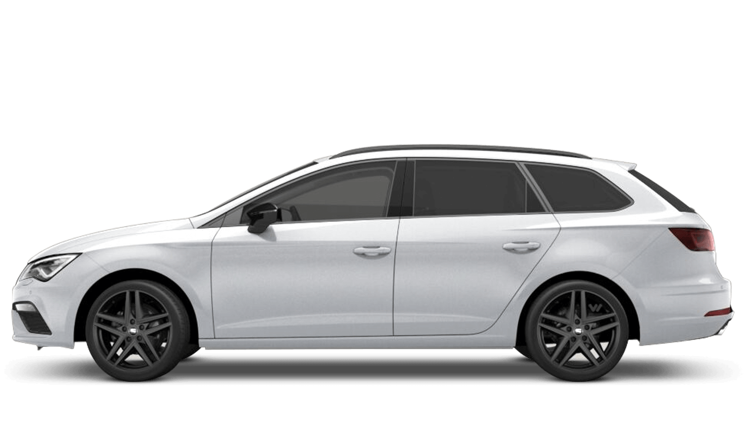Nevada White (Metallic) SEAT Leon Estate