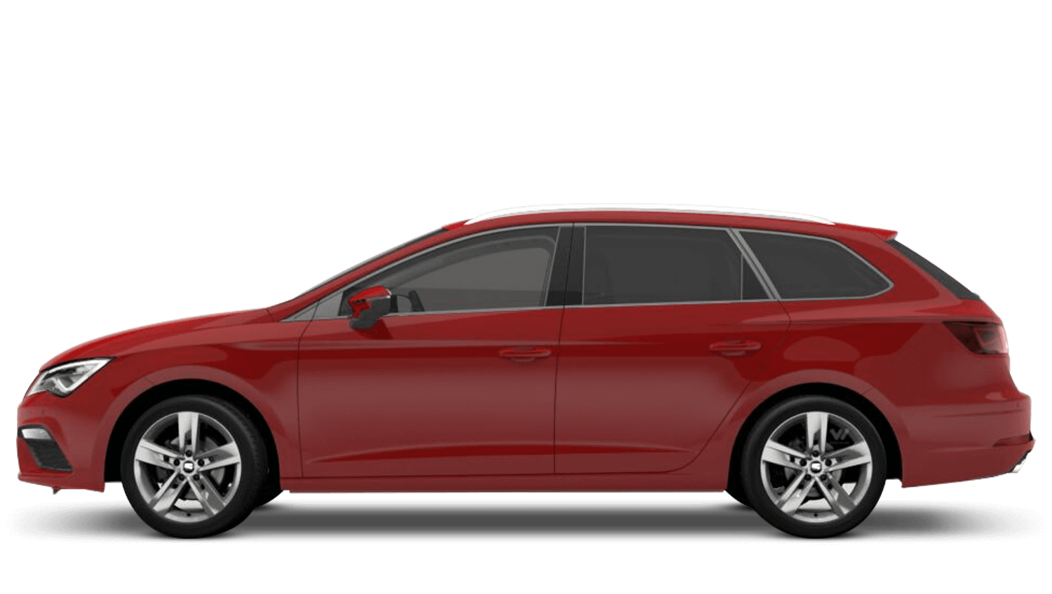 Emocion Red (Non-Metallic) SEAT Leon Estate