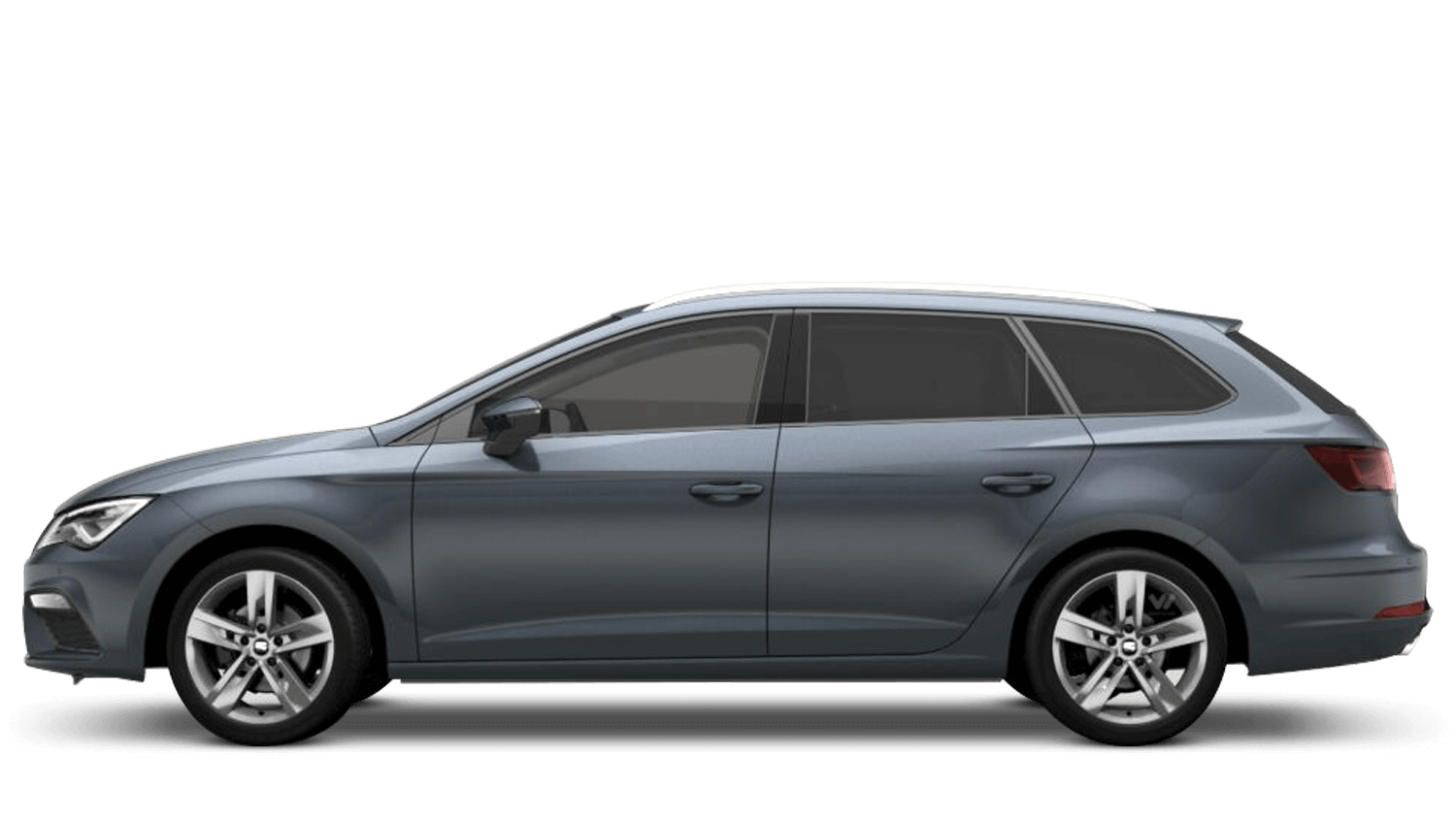 Magnetic Grey (Metallic) SEAT Leon Estate