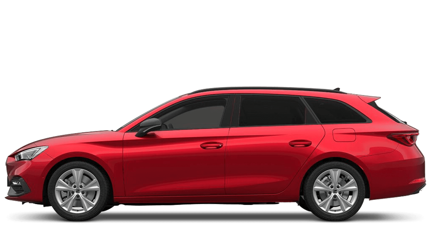 Desire Red (Metallic) SEAT Leon Estate