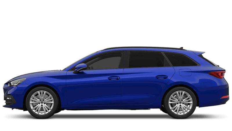 Mystery Blue (Metallic) New SEAT Leon Estate