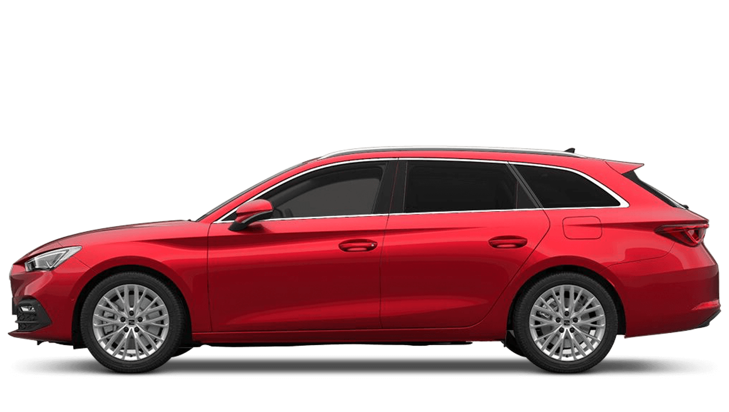 Desire Red (Metallic) New SEAT Leon Estate