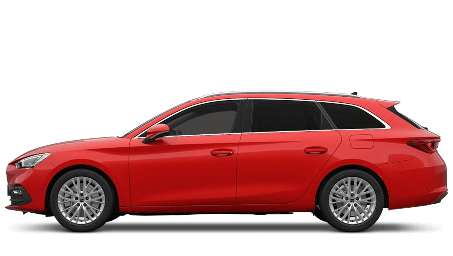 Emocion Red (Metallic) New SEAT Leon Estate