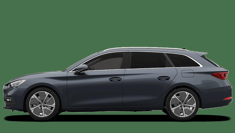 Magnetic Grey (Metallic) SEAT Leon Estate