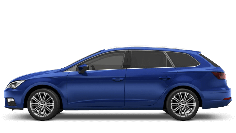 Mystery Blue (Metallic) SEAT Leon Estate
