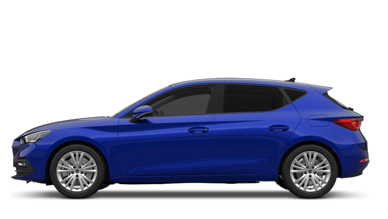 Mystery Blue (Metallic) New SEAT Leon