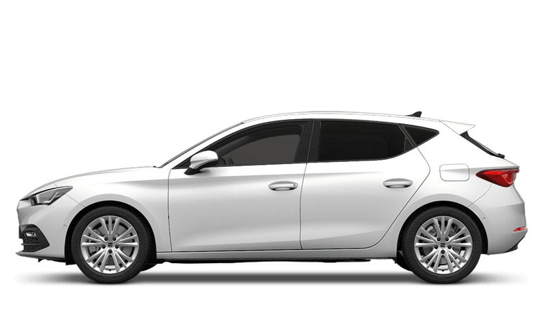 White (Solid) New SEAT Leon