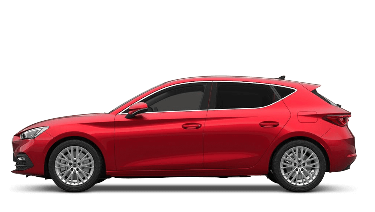 Desire Red (Metallic) SEAT Leon