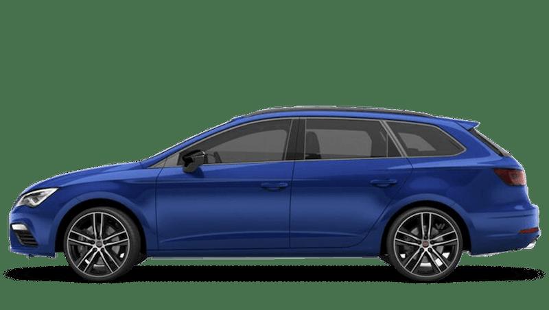 Mystery Blue (Metallic) SEAT Leon St Cupra