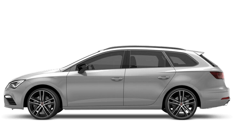 Urban Silver (Metallic) SEAT Leon St Cupra