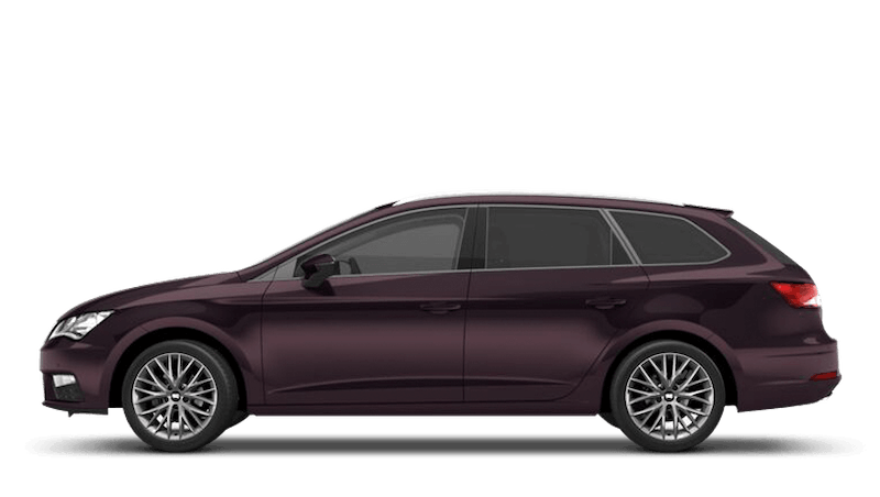 Boheme Purple (Metallic) SEAT Leon St