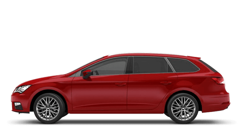 Desire Red (Metallic) SEAT Leon St